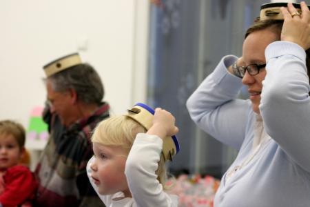 Musikzug - Musik für Kinder im Alter von 12 Monaten bis 5 Jahren und deren Eltern