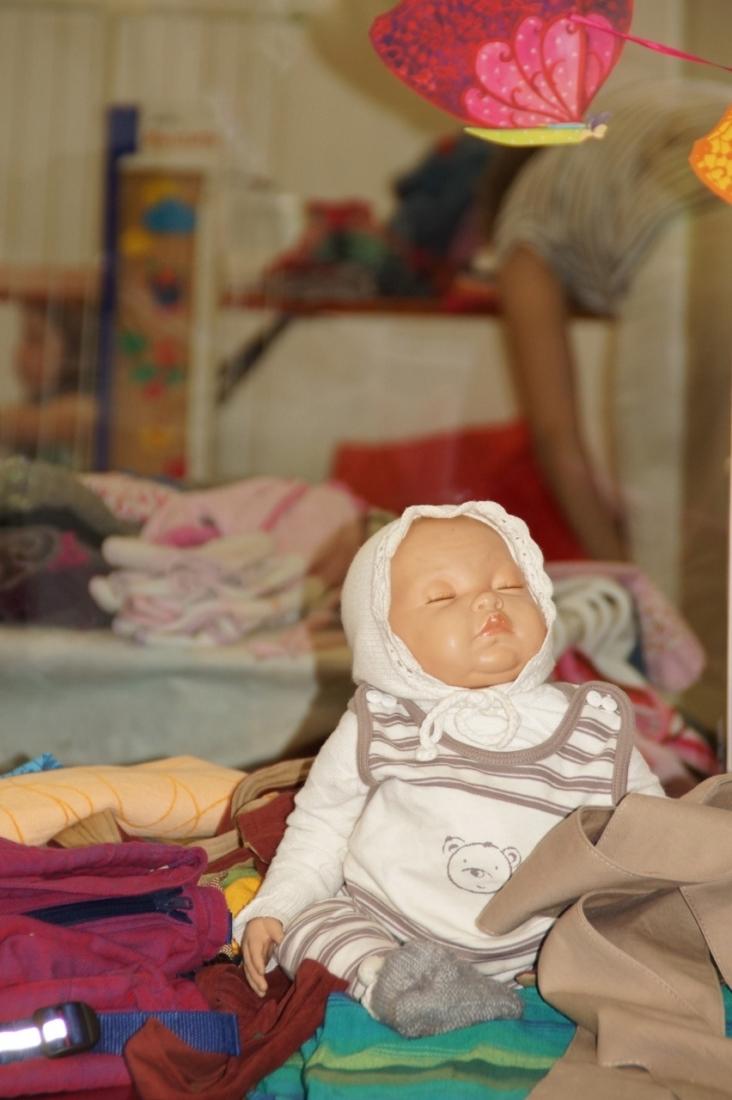 Kindersachenmarkt Puppe