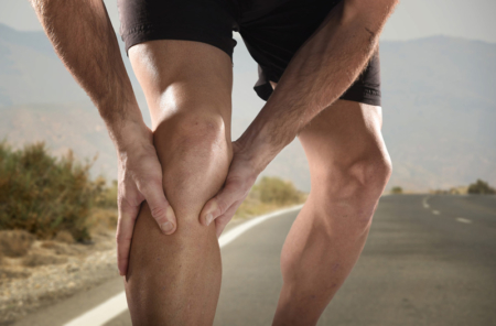 LnB Läufer Knie Schmerztherapie Fabian Berner