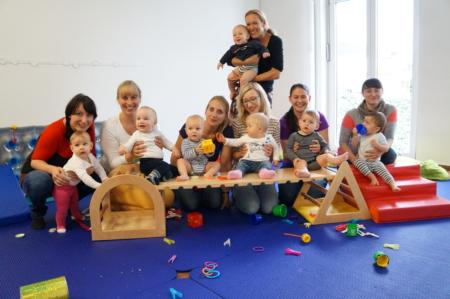 PEKiP® – Prager-Eltern-Kind-Programm
